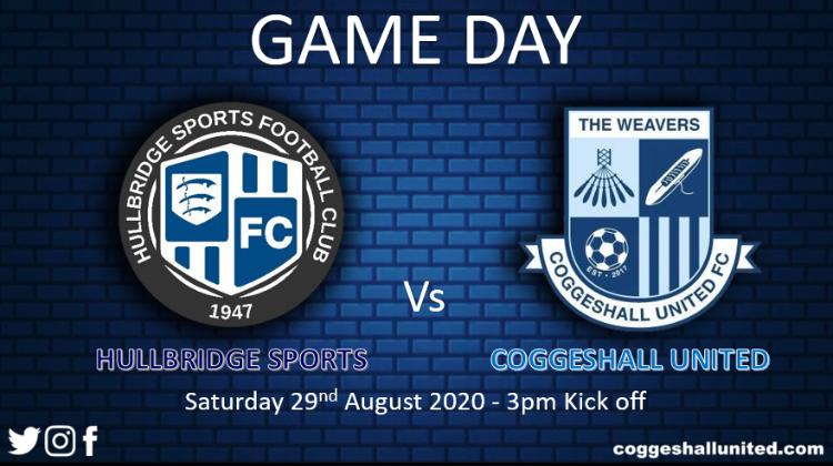 FT | Hullbridge 3-1 Coggeshall United