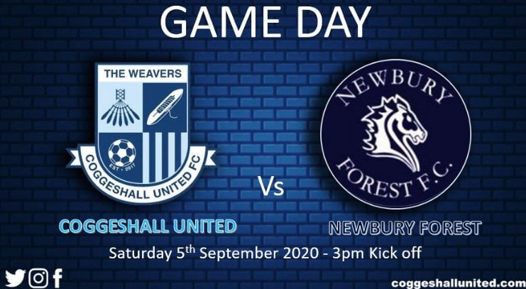 Coggeshall United V Newbury Forest | Match Information